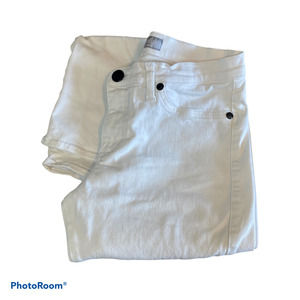 Rock & Republic Women's White Jeans